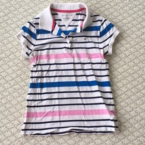 Tommy Hilfiger Girl's Polo Shirt (size 12-14)